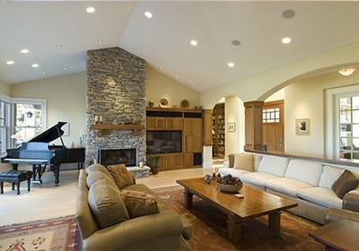 Living Room Cleaning Services
