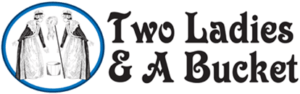 Two Ladies and a Bucket Logo