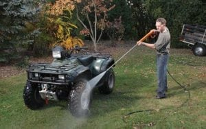 gas or electric power washer